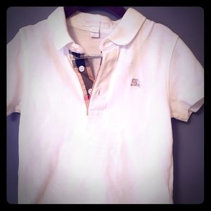 Burberry Authentic short sleeve shirt